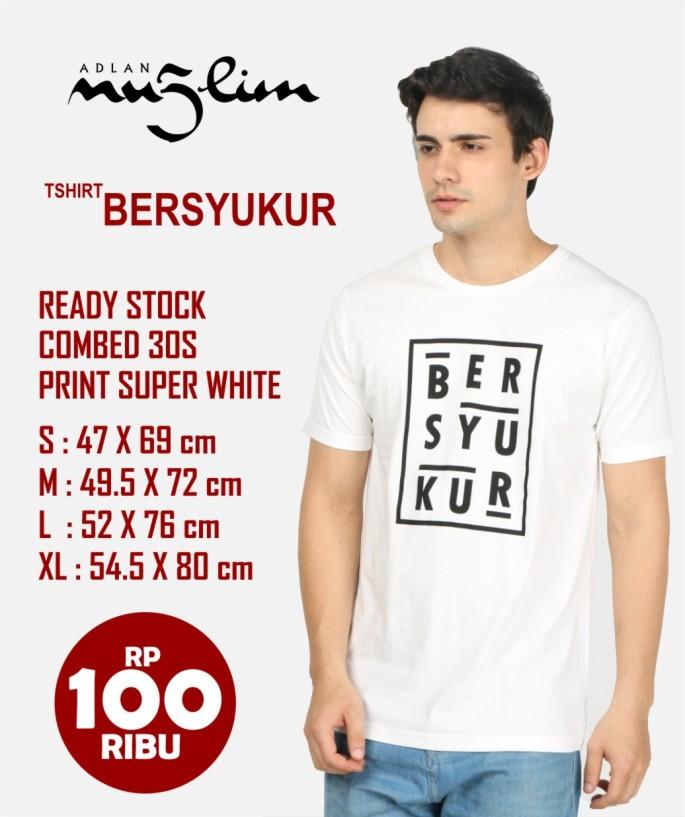 ready stock bersyukur