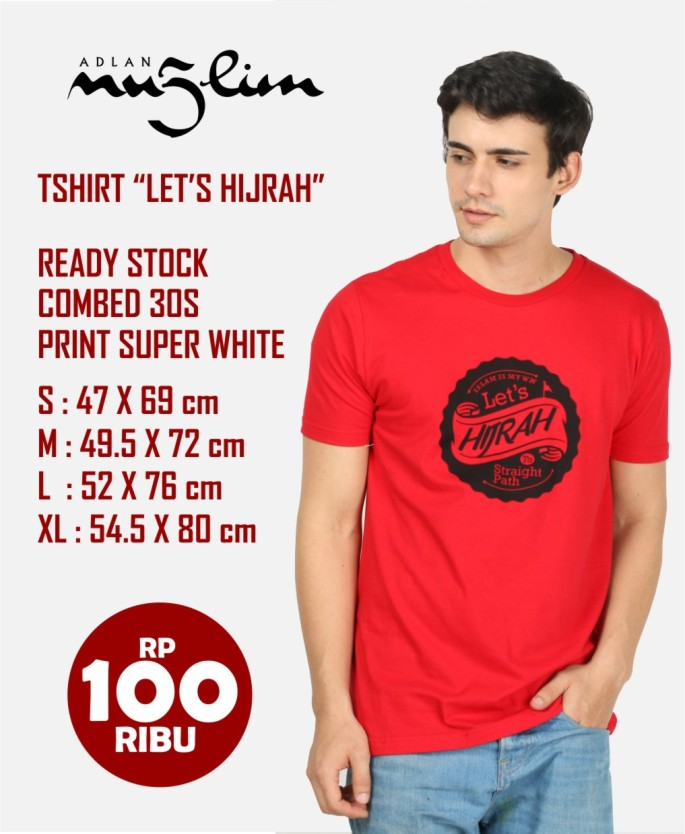 ready stock lets hijrah