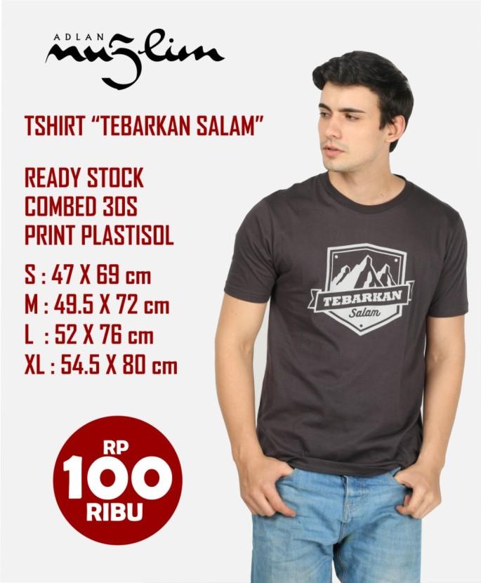 ready stock tebarkan salam
